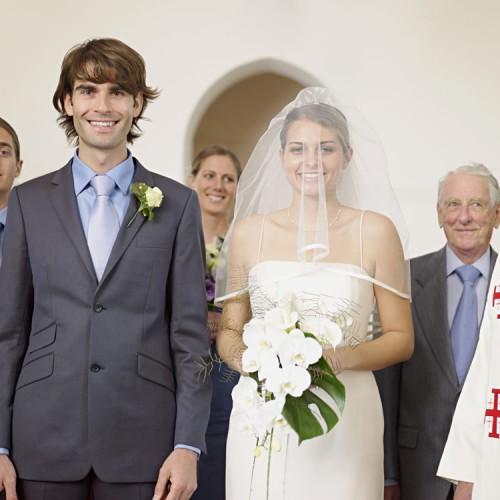西式婚礼知多少